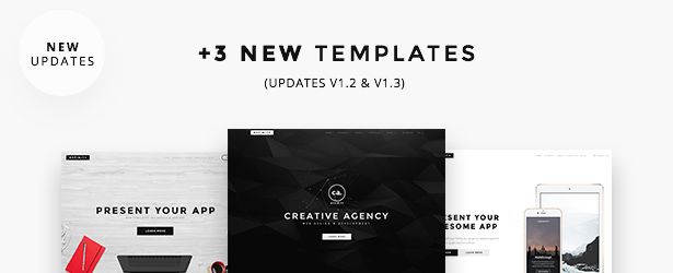 new updates - Definity - Multipurpose One/Multi Page Template
