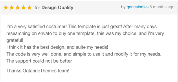 t5 - Definity - Multipurpose One/Multi Page Template
